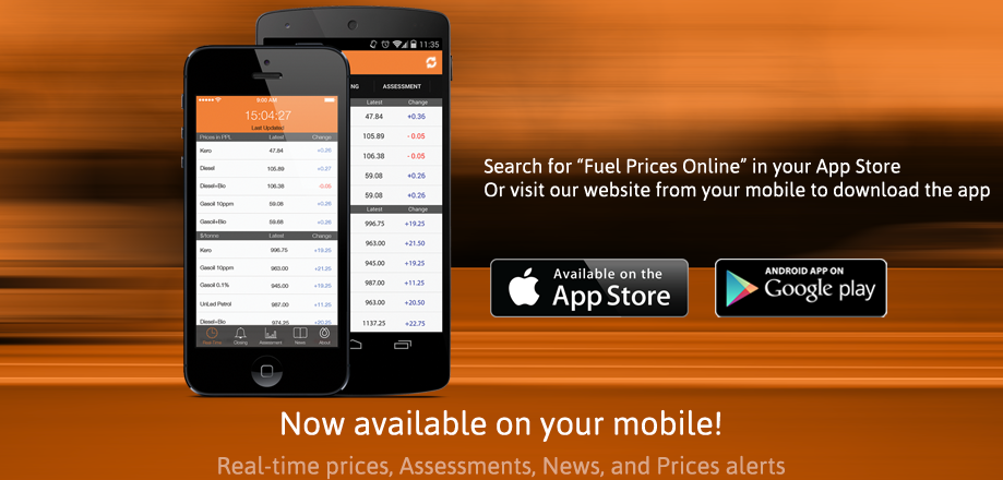 Fuel Prices Online